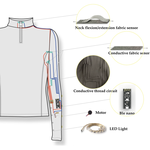 On the Use of Movement-Based Interaction with Smart Textiles for Emotion Regulation
